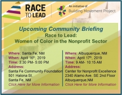 Upcoming Report Briefings in New Mexico