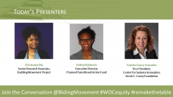 Webinar Recap: Women of Color in the Nonprofit Sector