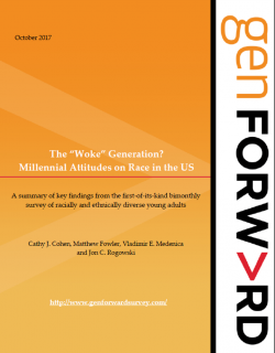 Millennials and the State of Race in America