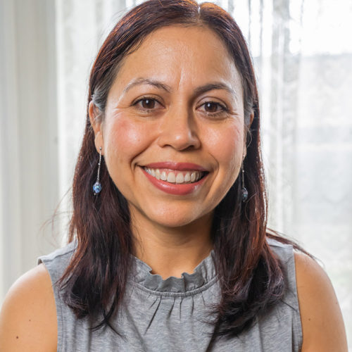 Headshot of Aurea Montes-Rodriguez, Executive Vice President at Community Coalition