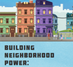 WEBINAR—Tools2Engage: #OurNeighborhoods Anti-Displacement Toolkit