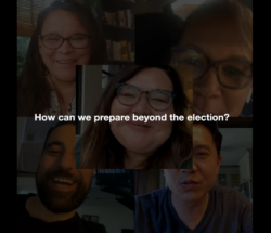 How Can We Prepare Ourselves Beyond the 2020 Election?